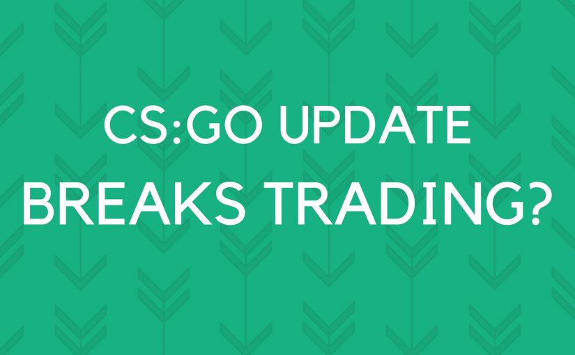 CS:GO Update – Traded Items Cannot be Re-Traded For 7 Days