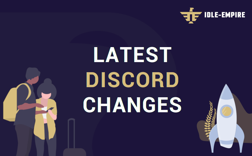 Latest Discord Changes