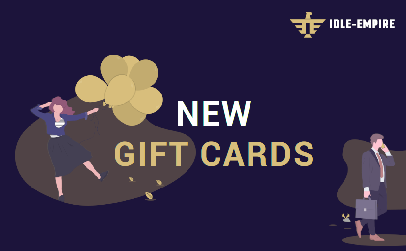 New Gift Cards – Amazon, Xbox, PlayStation & More