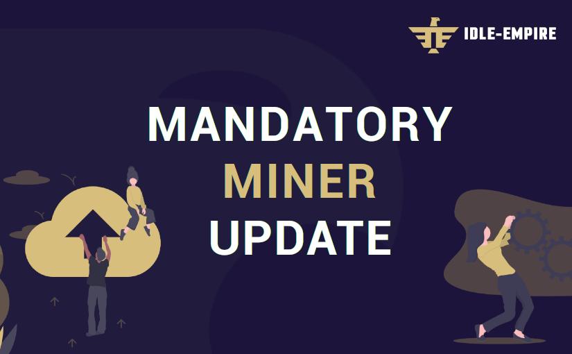 Mandatory Miner Update – Monero Emergency Hardfork