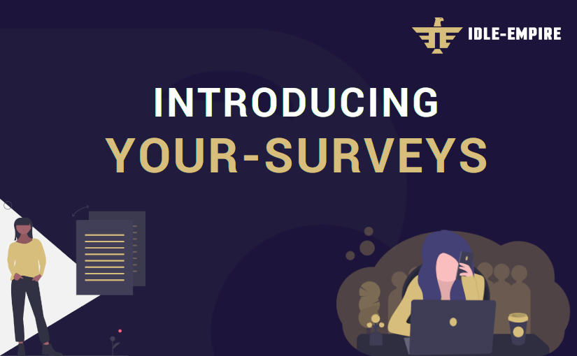 Introducing Your-Surveys