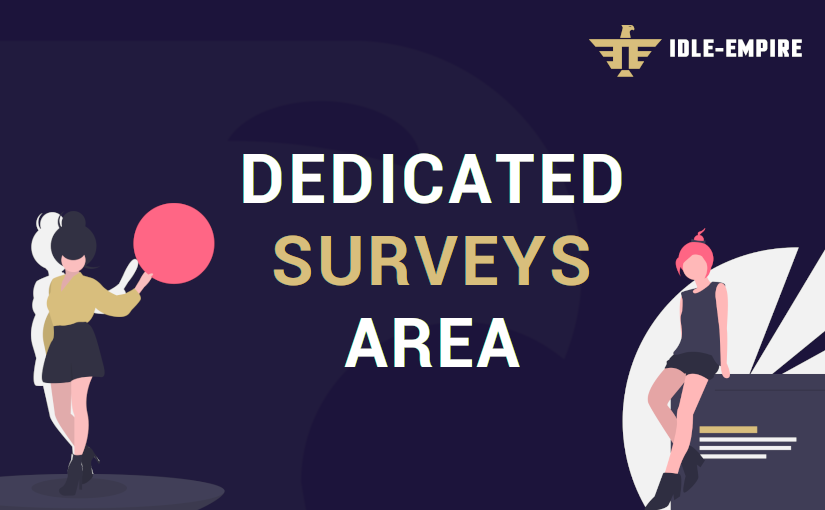 Introducing Our Dedicated Page For Surveys