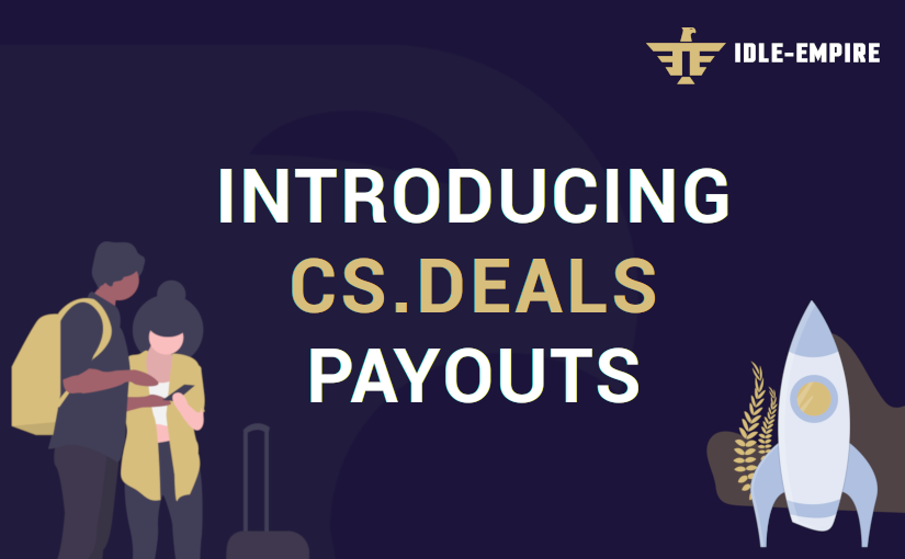 Introducing CS.DEALS: An Emerging Skin Marketplace