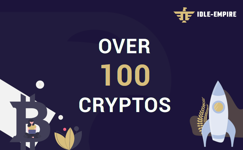 Withdraw Directly To Over 100 Cryptocurrencies